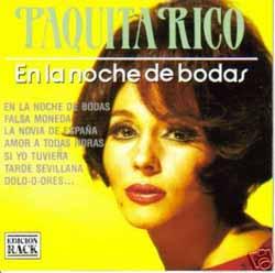 Paquita rico canci n espa ola el arte de vivir el flamenco - El balcon de la luna ...