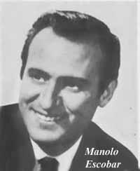 Manolo Escobar Canción Española El Arte De Vivir El Flamenco
